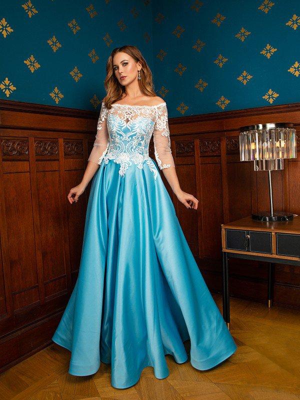 Вечернее платье на выпускной Veronika 71015