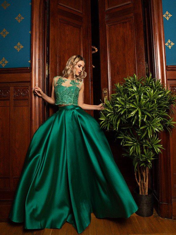 Вечернее платье на выпускной Vesper 71020