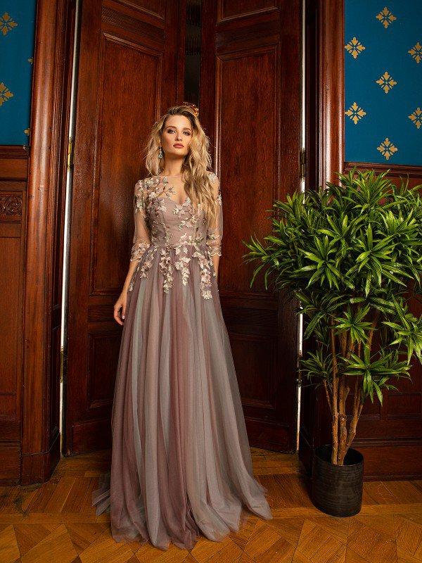 Платье подружки невесты Darlin 71026