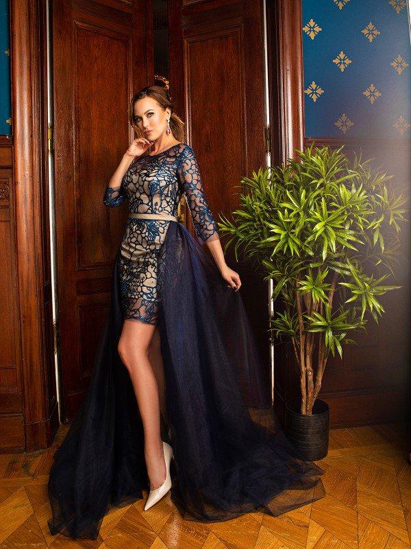 Вечернее платье Iris 71034r