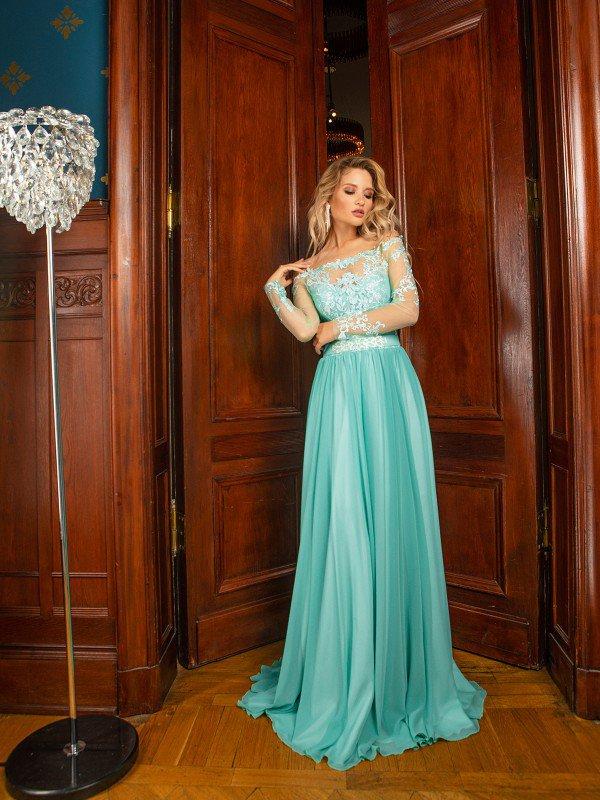Вечернее платье Lesley 71039