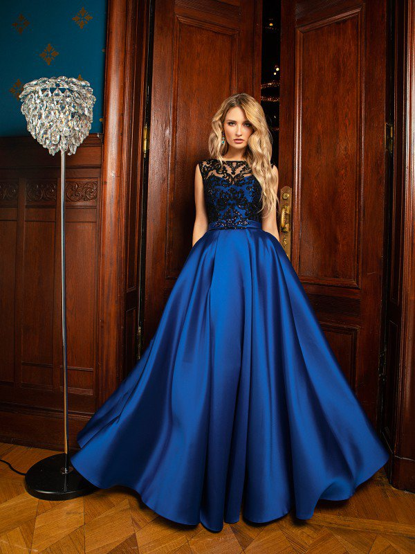 Вечернее платье Luna 71044