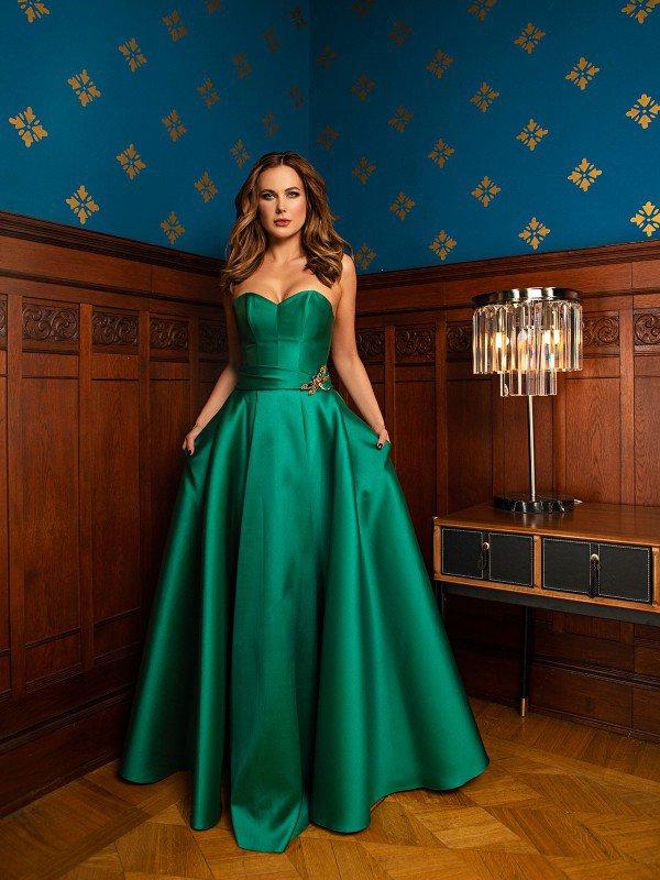 Платье подружки невесты Morgan 71059