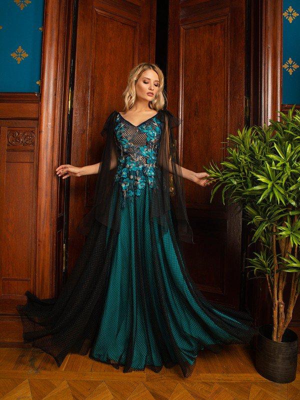 Вечернее платье на выпускной Palermo 71067
