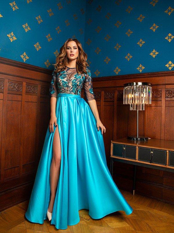 Вечернее платье на выпускной Riana 07174