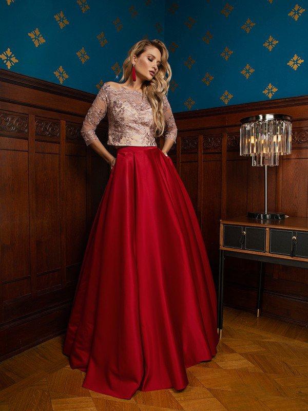 Вечернее платье на выпускной Rozmari 71076