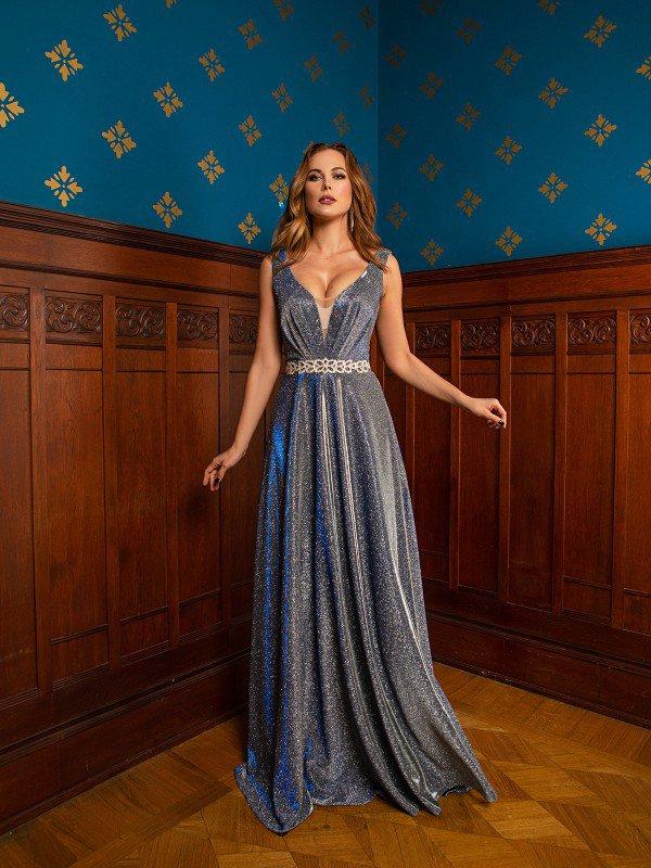 Вечернее платье на выпускной Sapfira 71078