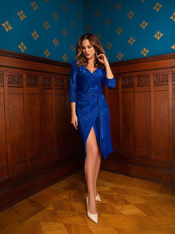 Вечернее платье на выпускной Silva 71079