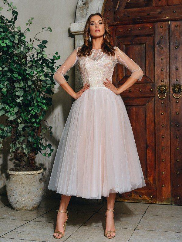 Вечернее платье на выпускной Stasy 71081