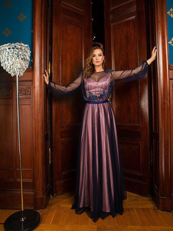 Вечернее платье на выпускной Teona 71082