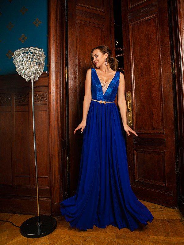 Вечернее платье Helen 71095