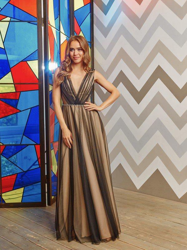 Вечернее платье на выпускной Долорес 710008