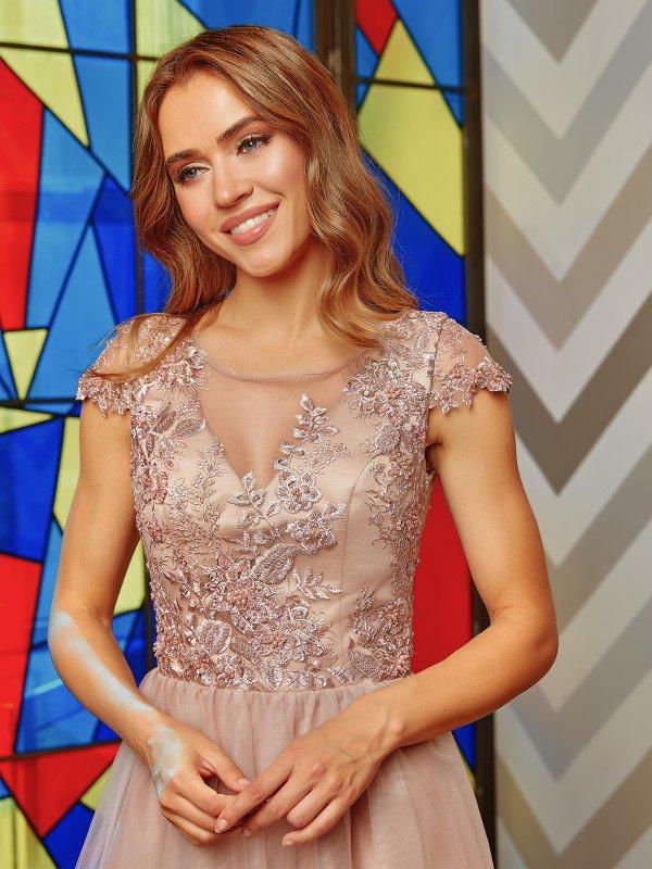 Платье подружки невесты Натали 710005