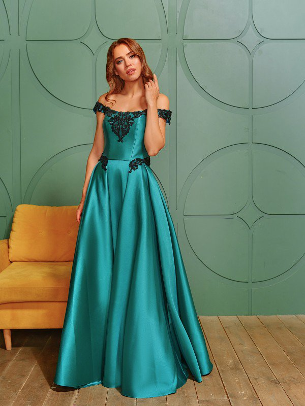 Вечернее платье на выпускной Фредерика 710002