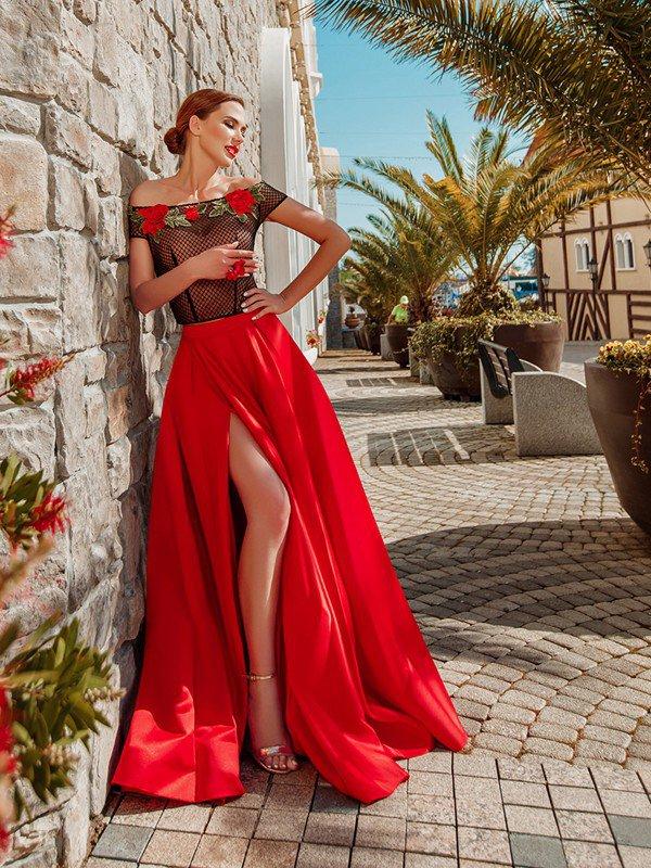 Платье подружки невесты Bianca 71013