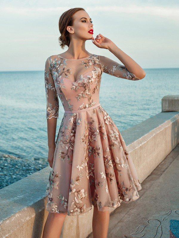 Платье подружки невесты Enrika 71100