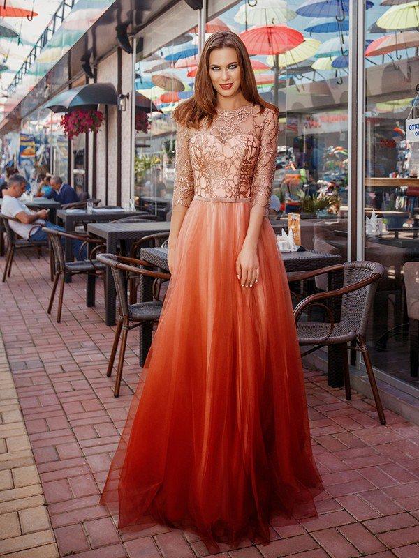 Платье подружки невесты Fibi 71086