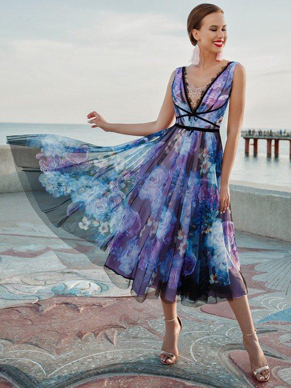 Вечернее платье Madison 71050
