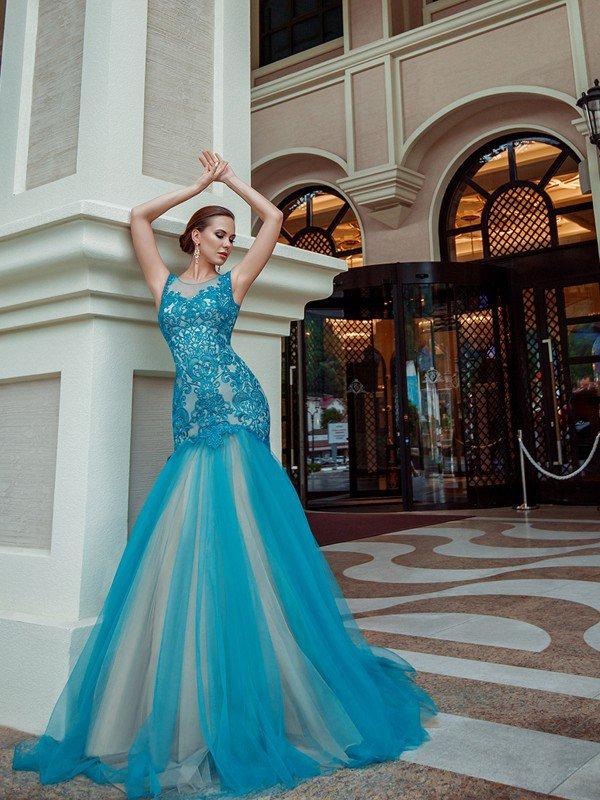 Вечернее платье на выпускной Royce 71077