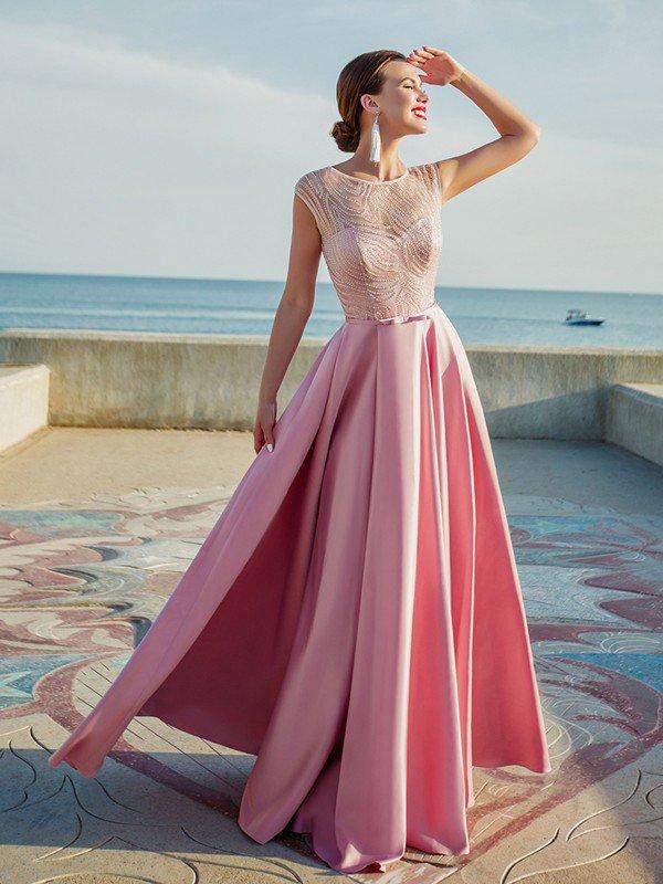 Вечернее платье на выпускной Vivien 71018
