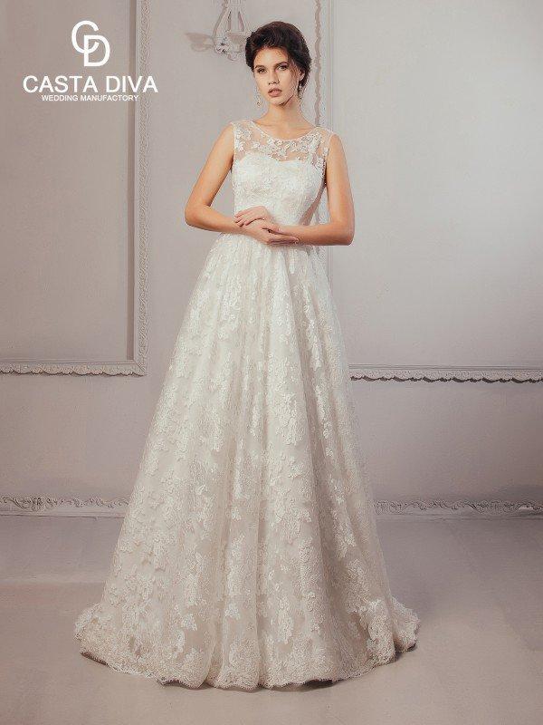 Распродажа свадебного платья Odet 614