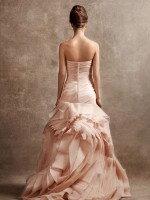 Свадебное платье рыбка в стиле Вера Вонг арт. 496