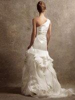 Свадебное платье силуэт рыбка в стиле Вера Вонг арт. 501