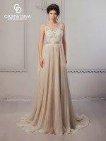 Свадебное платье арт. 112 мокко