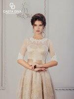 Свадебное платье арт. 354 Мокко
