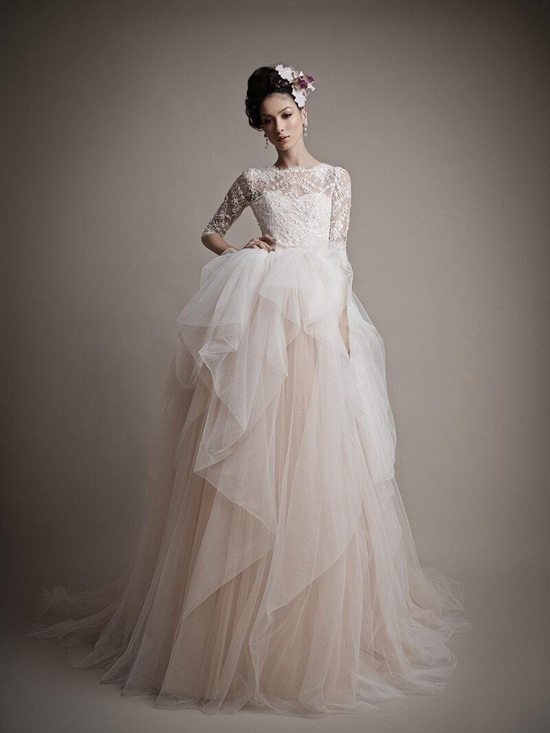 Свадебное платье арт. 468