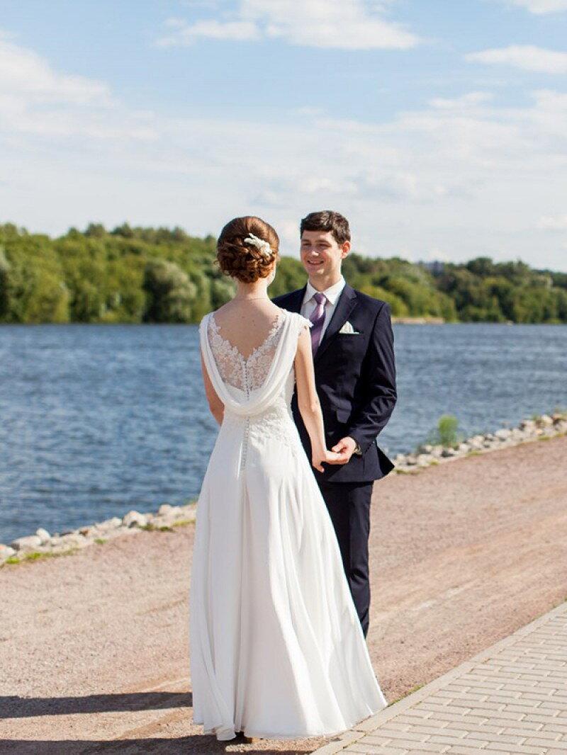 Пошив свадебного платья сколько стоит