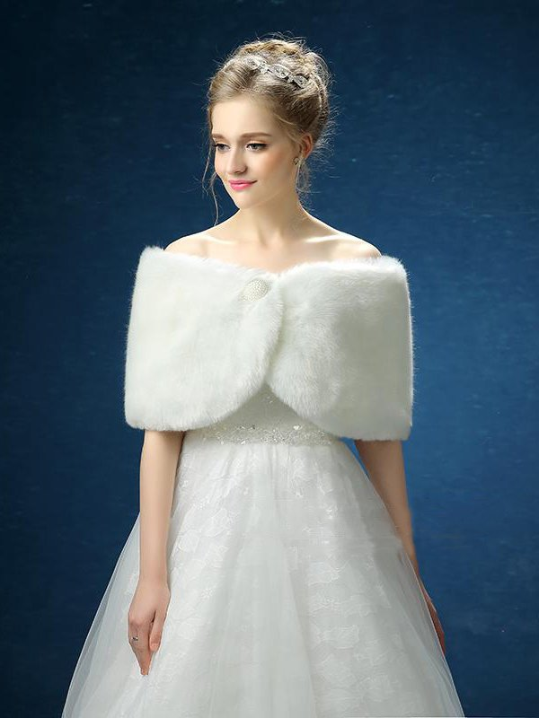 Шубка для невесты арт. ш11
