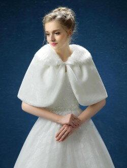 Шубка для невесты арт. ш9