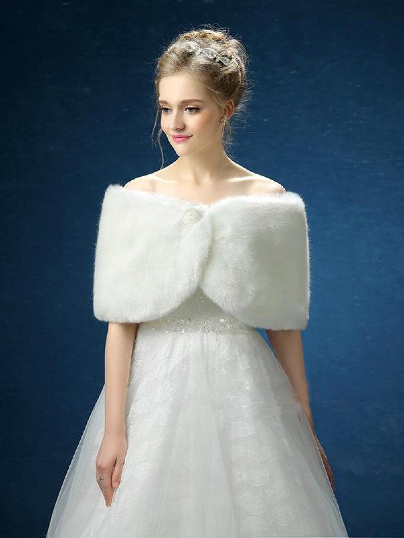 Свадебное платье Шубка арт. ш11
