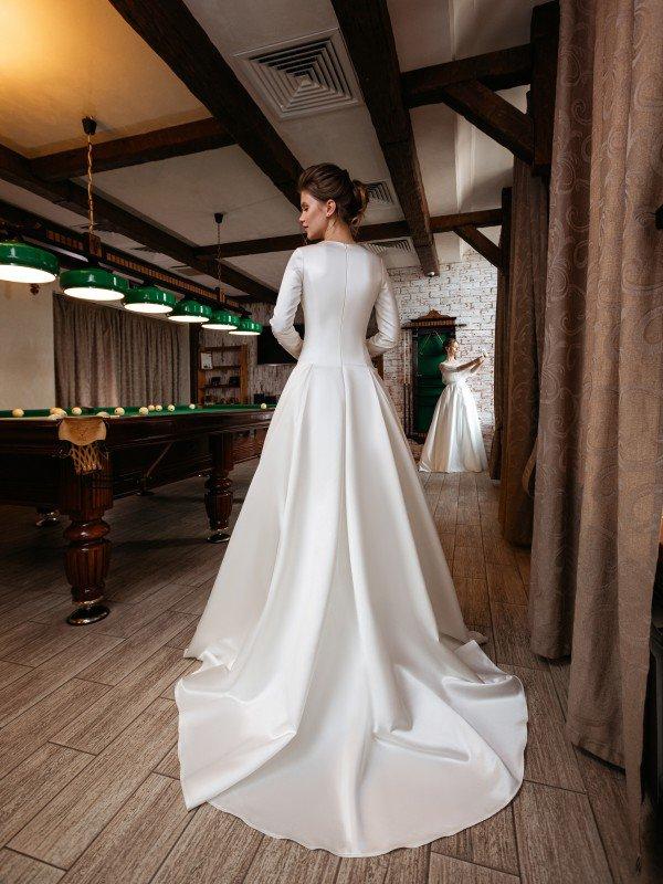 Свадебное платье Navy 559
