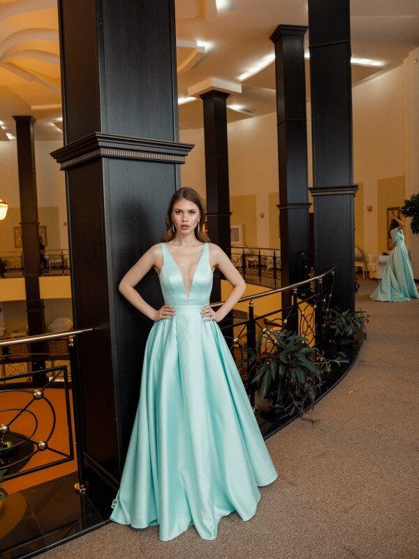 Платье подружки невесты Flora 11273