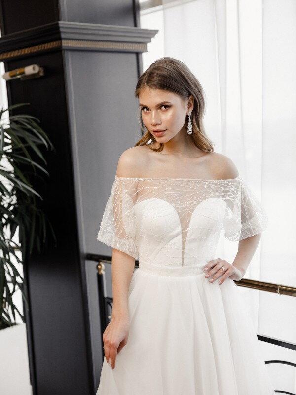 Свадебное платье большого размера Hava 696