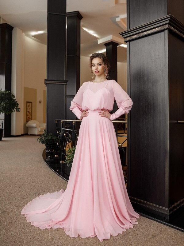 Платье подружки невесты Liana 1251
