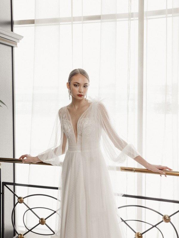 Свадебное платье большого размера Lila 761