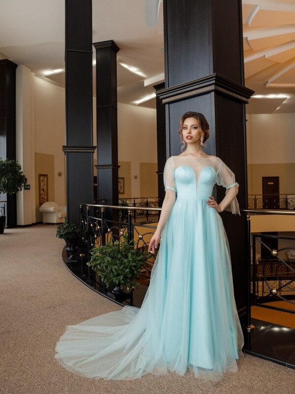 Платье подружки невесты Tiffany 763T