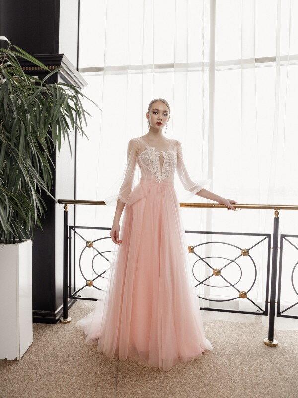 Платье подружки невесты Rose 764