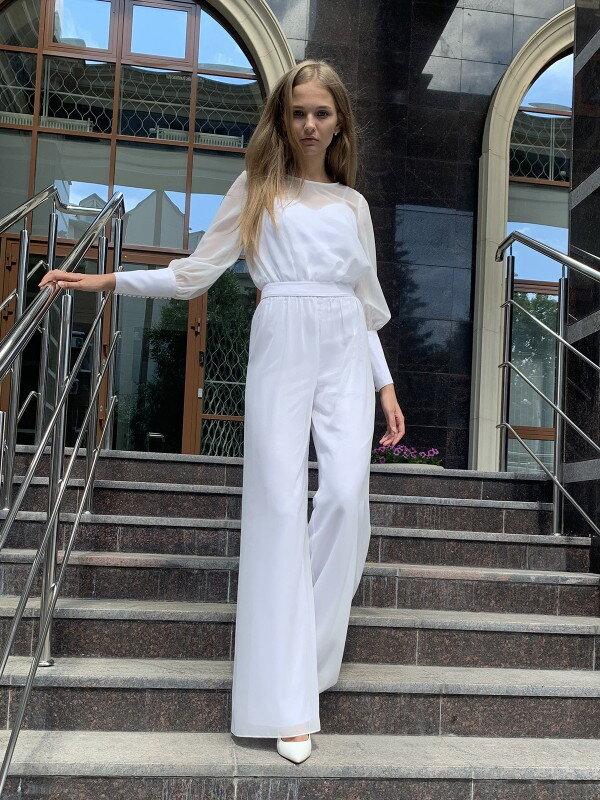 Свадебное платье большого размера Shelsi 2221