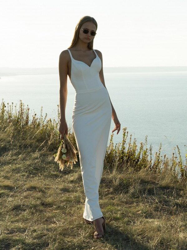 Свадебное платье 60-х Muza 892