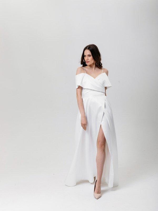 Осеннее свадебное платье Erica 1821