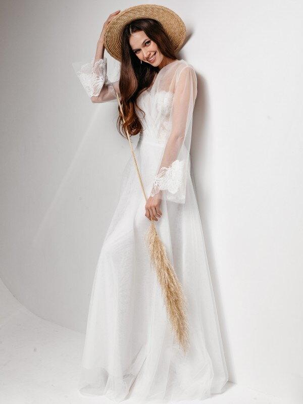 Свадебное платье большого размера Miranda 3721
