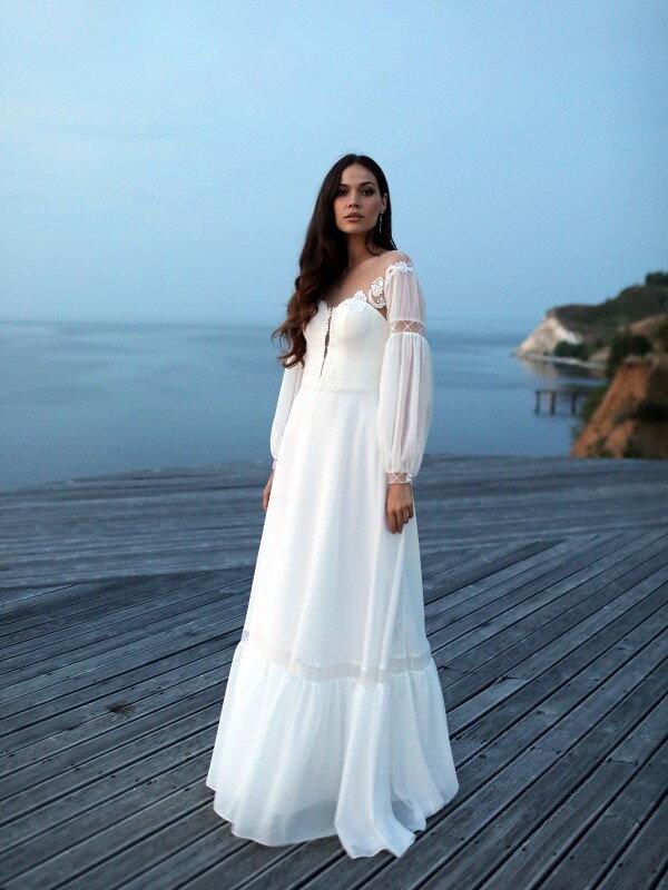 Свадебное платье Helena 6622