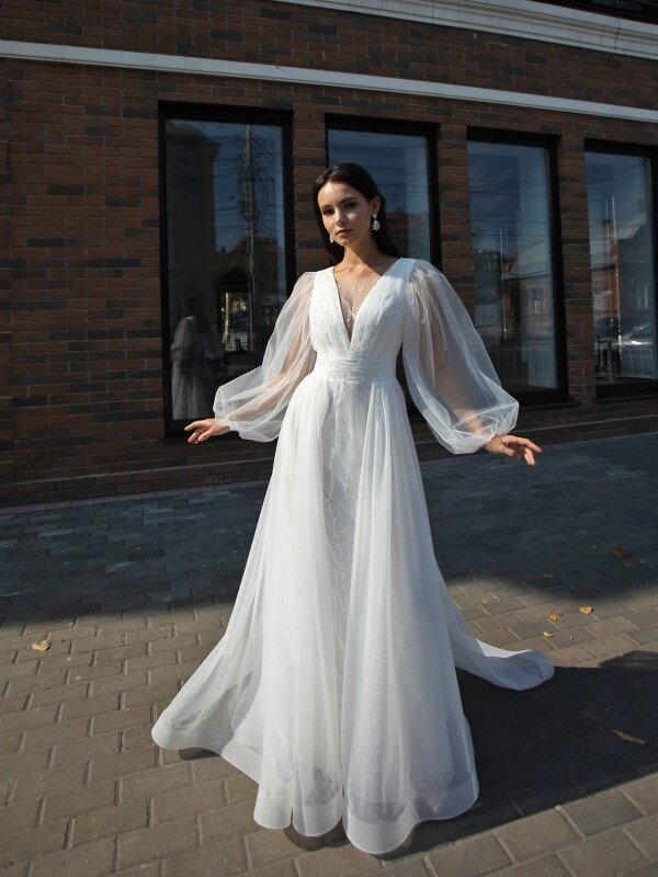 Свадебное платье из фатина Page 8922