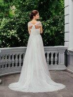Легкое греческое свадебное платье арт. 118