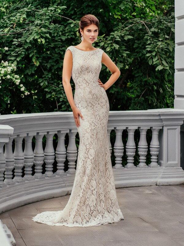 Свадебное платье без корсета Avril 221m