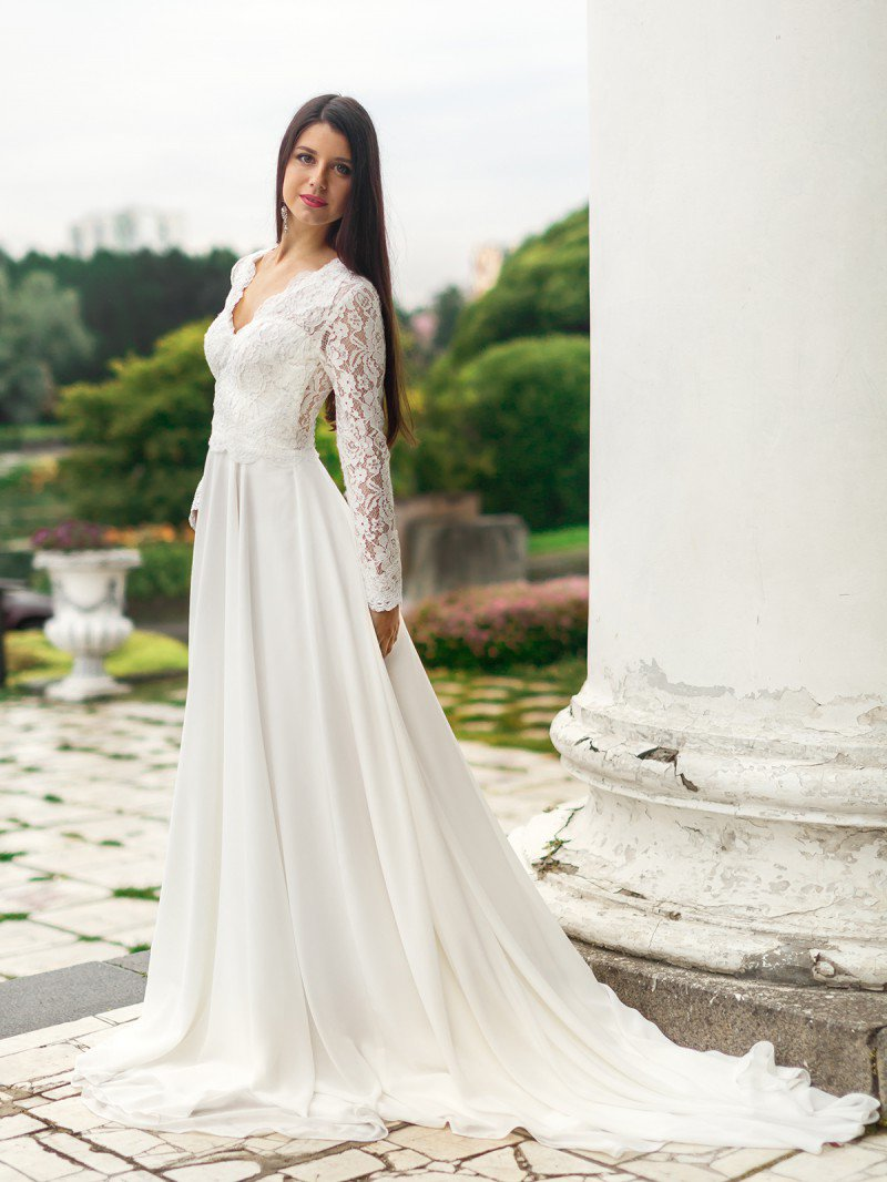 Свадебное платье арт. 355